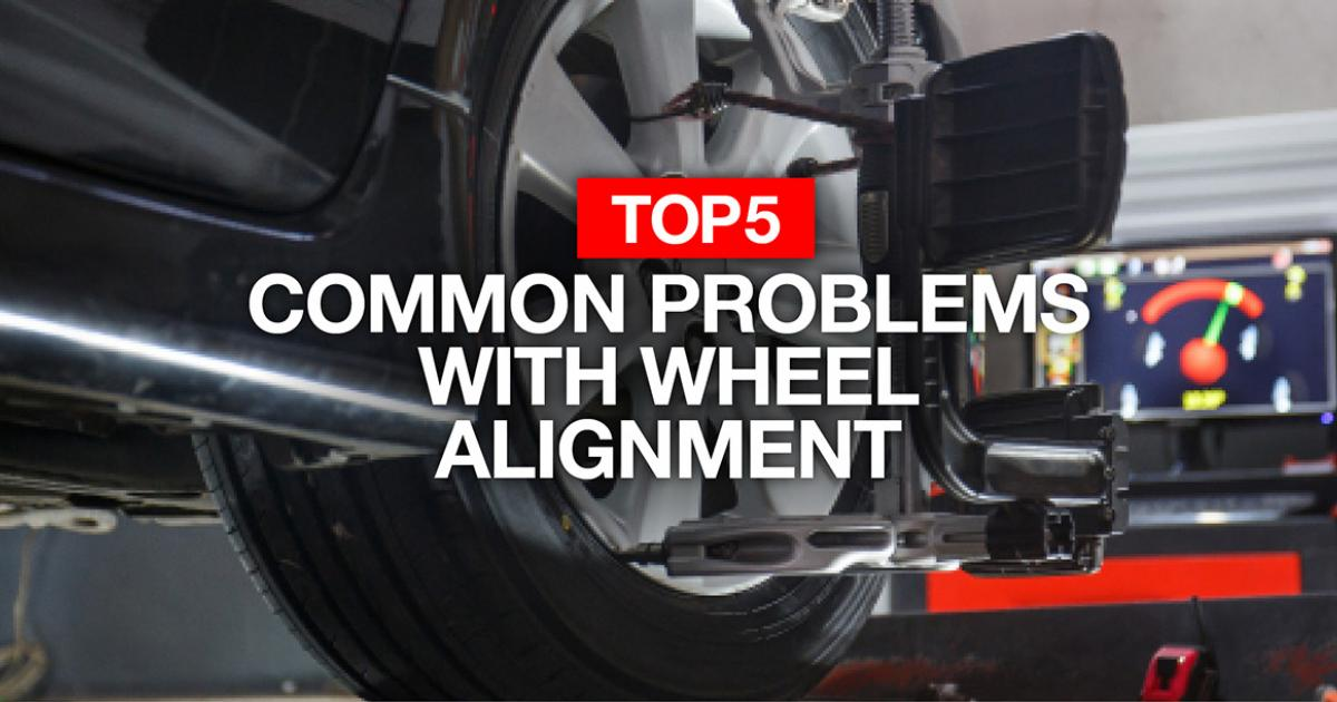 5 common problems with wheel alignment | Haynes Publishing