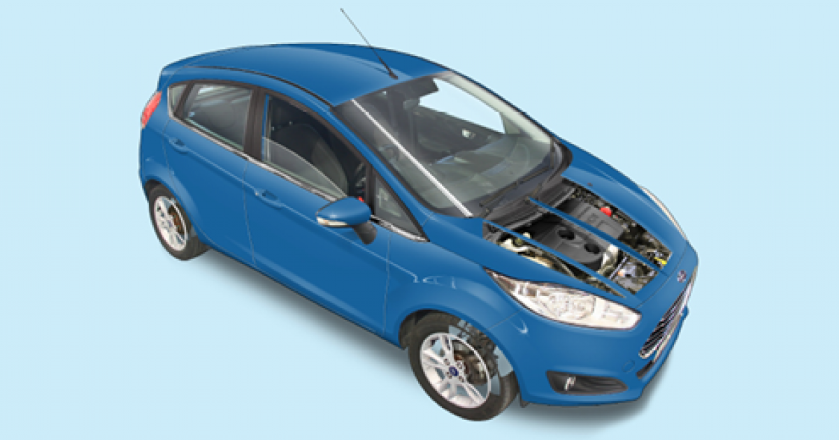Ford Fiesta Routine Maintenance Guide 2013 To 2017 Models Haynes