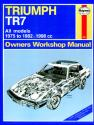 Triumph TR7 (75 - 82) Haynes Repair Manual