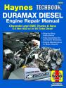 Duramax Diesel Engine for Chevrolet & GMC Trucks & Vans 2001-2012 Haynes Techbook (USA)