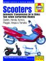 Twist & Go 50-250cc Carbureted Scooters from Dealim, Honda, Kymco, Piaggio, Vespa & Yamaha (84 - 09) Haynes Repair Manual