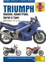 Triumph Fuel Injected Triples (97 - 05) Haynes Repair Manual