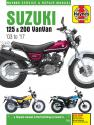 Suzuki RV125/200 VanVan (03 - 16) Haynes Repair Manual