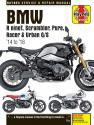 BMW R nineT (14 - 18) Haynes Repair Manual