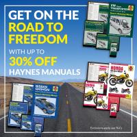 discount code haynes manuals