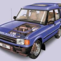 7 things you'd only know about the Land Rover Discovery (Second Generation) by taking it apart