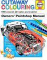 Classic Cutaways Colouring Book