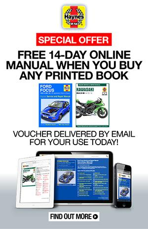 Haynes Online Manuals Trial