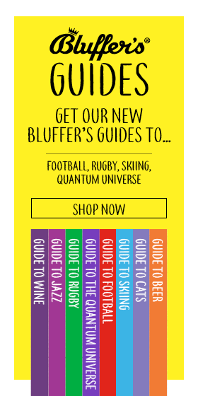 NEW Bluffer's Guides
