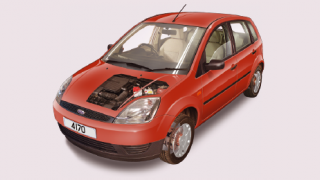 Ford Fiesta routine maintenance guide (2002 to 2008 petrol and diesel engines)