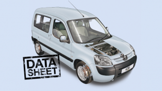 Citroen Berlingo & Peugeot Partner routine maintenance guide (1996 to 2010 petrol and diesel engines)