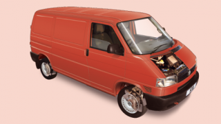 Volkswagen Transporter T4 routine maintenance guide