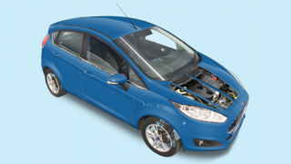 Ford Fiesta routine maintenance guide (2013 to 2017 models)