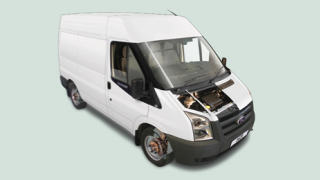 6 things you'd only know about the Ford Transit (2006-2013 diesel engine) by taking it apart