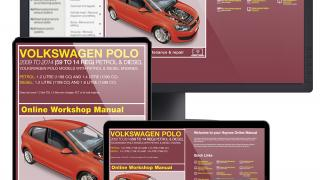 VW Polo Haynes manual service