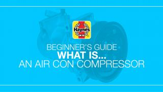 What is your car's air con compressor (and what does it do)?