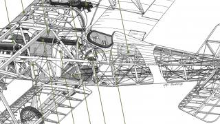 A look inside the Royal Aircraft Factory S.E.5