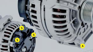 What is an alternator on your car