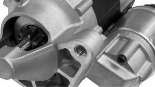 Anatomy of a starter motor