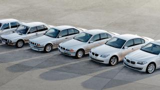 A spotter's guide to the BMW 5 Series