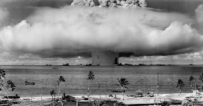 Nuclear weapons testing