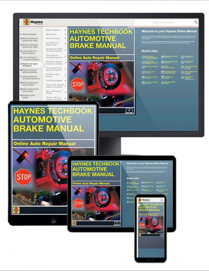 Online Techbook