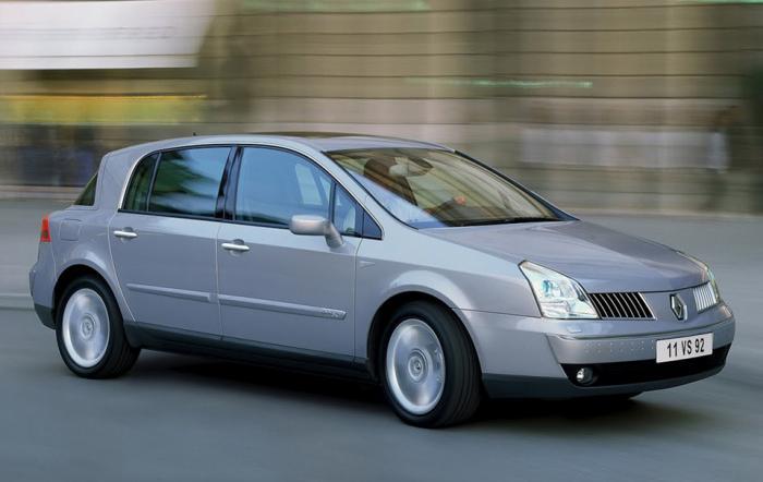 10 Renault Vel Satis