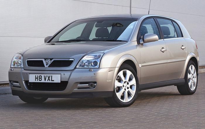 06 Vauxhall Signum