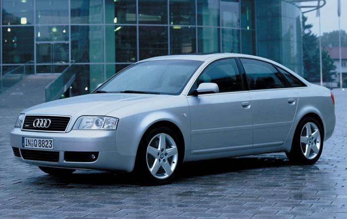 07 Audi A6 (C5)