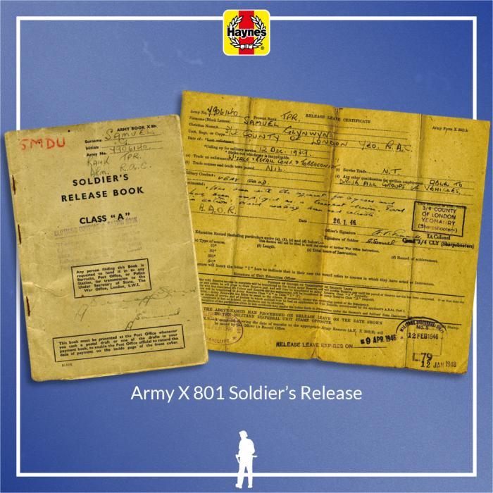 infantryman skills for resume