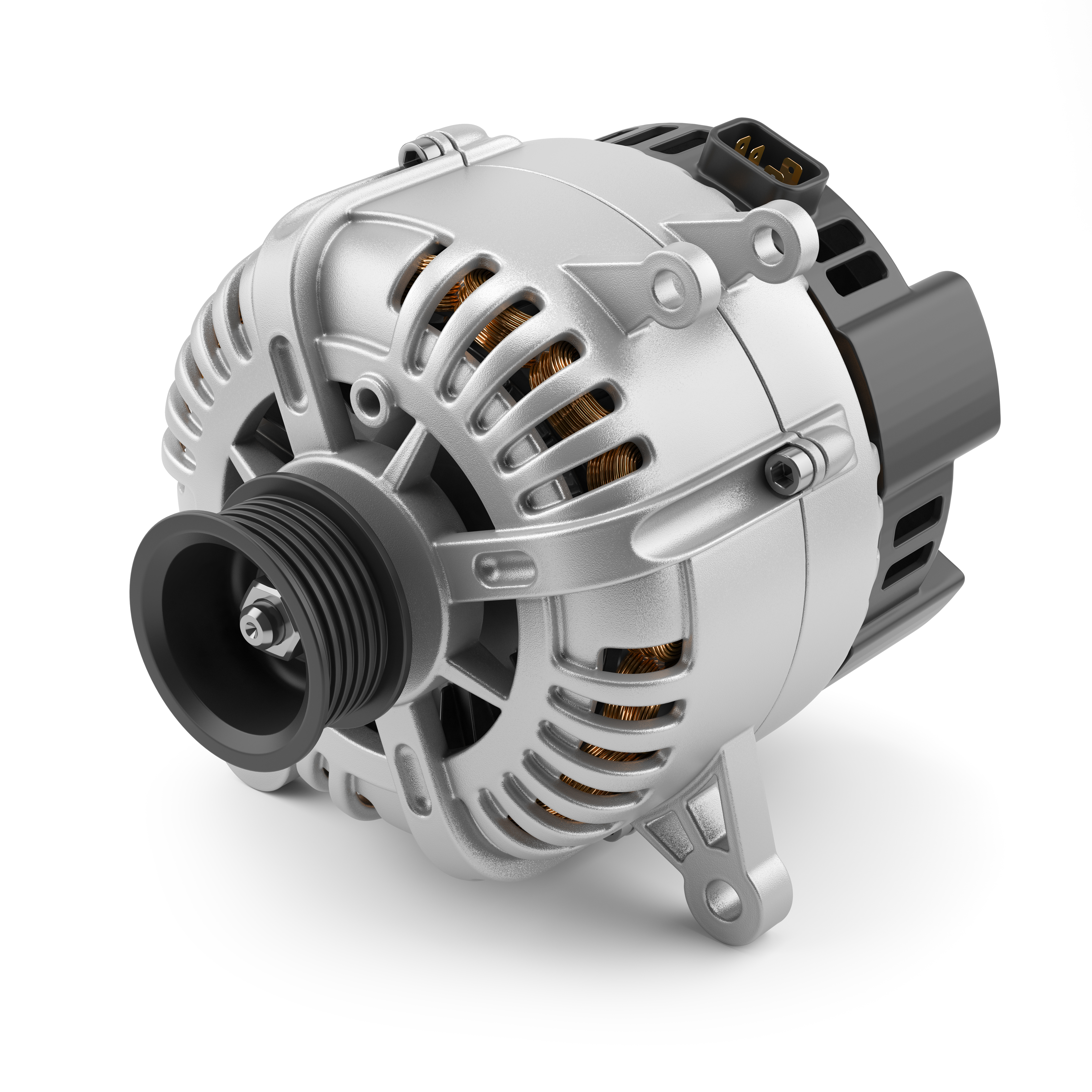 Where to find your car's alternator
