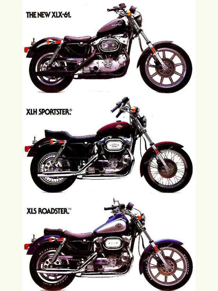 Harley-Davidson Sportster History 1970-2013 | Haynes Manuals
