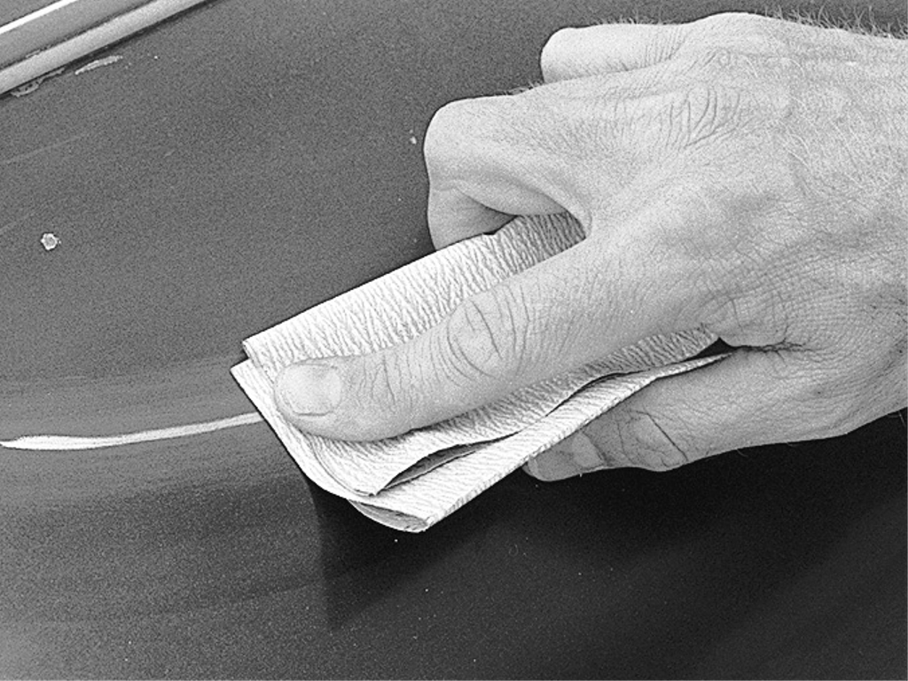 Basic Body Work: Fixing a Deep Scratch in Your Car's Paint
