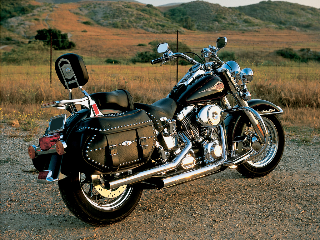 Harley-Davidson Twin Cam Powered Bikes History 1999-2012
