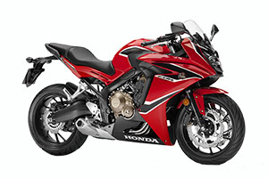 Picture of Honda Motorcycle CBR650F