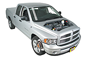 Picture of Dodge Ram 1500 2009-2010