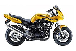 Picture of Yamaha FZS600 Fazer