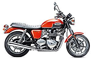 Picture of Triumph T100