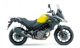 Picture of Suzuki DL650