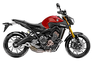 Picture of Yamaha MT-09