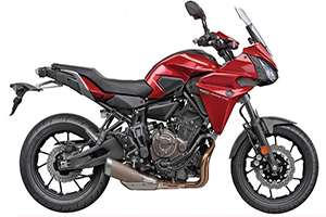 Picture of Yamaha MT-07TR Tracer