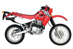 Picture of Honda Motorcycle XR600R