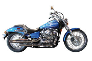 Picture of Honda Motorcycle VT750C Shadow American Classic Ed.