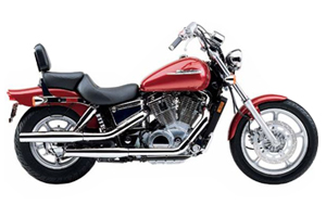 Picture of Honda Motorcycle VT1100C2 Shadow ACE