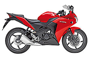 Picture of Honda Motorcycle CBR250R