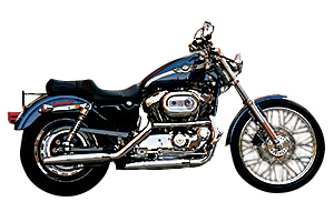 Picture of Harley-Davidson Sportster
