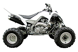 Picture of Yamaha Raptor 660