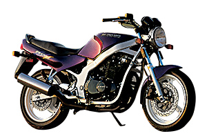 Picture of Suzuki GS500 (K1 to K8)