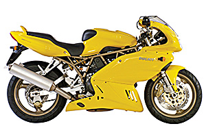 Picture of Ducati 600 2-valve V-Twins