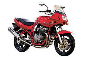 Picture of Suzuki Bandit